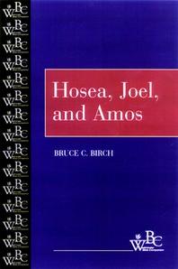 Hosea, Joel, and Amos