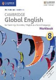 Cambridge Global English Workbook Stage 8