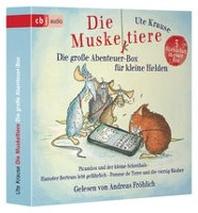Die Muskeltiere - Die grosse Abenteuer-Box fuer kleine Helden