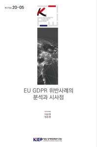 EU GDPR 위반사례의 분석과 시사점