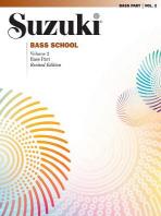Suzuki Bass School, Vol 2