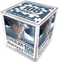 에반게리온(큐) 직소퍼즐 108pcs 미니: 나기사 카오루