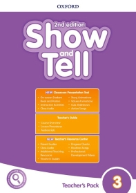 Show and Tell. 3 Classroom Presentation Tool