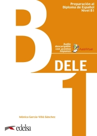 (신판) PREPARACION AL DELE B1. LIBRO DEL ALUMNO