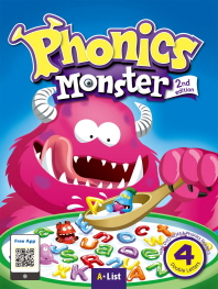 Phonics Monster. 4: Double Letters(Student Book)