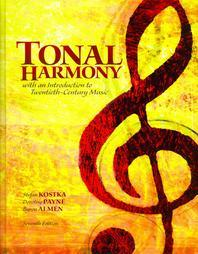 Tonal Harmony with an Introduction to Twentieth-Century Music [With Workbook and 2 CDs]