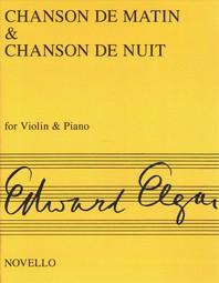 Chanson de Matin and Chanson de Nuit