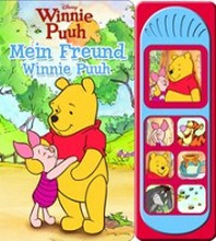 Winnie Puuh, Mein Freund Winnie Puuh - Soundbuch mit 7 Geraeuschen