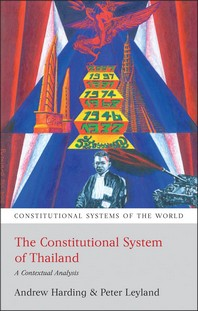 The Constitutional System of Thailand