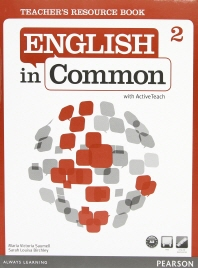 English in Common 2.(Teacher's Resource)(ActiveTeach DVD포함)