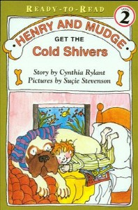 Henry and Mudge Get the Cold Shivers (4 Paperback/1 CD)