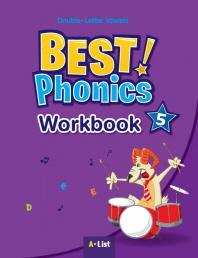 Best Phonics. 5: Double-Letter Vowels(Workbook)