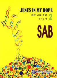 예수 나의 소망. 2