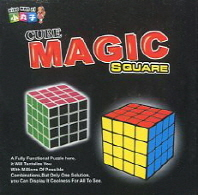 Magic Cube Puzzle(4X4)