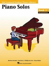 Piano Solos - Book 3