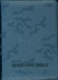올 뉴 굿데이 성경(개역개정)(초미니합본)(PU)(카모네이비)(지퍼)(색인)