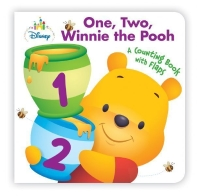 Disney Baby One, Two, Winnie the Pooh