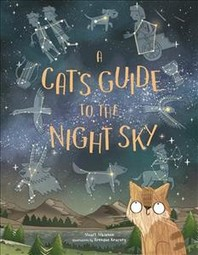 A Cat'S Guide To The Night Sky /Anglais