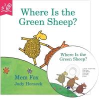 노부영 세이펜 Where Is the Green Sheep?