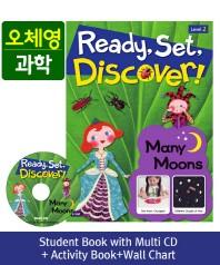 Ready, Set, Discover! Level. 2: Many Moons(SB+Multi CD+AB+Wall Chart)