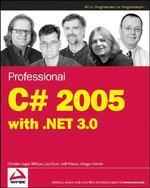 Professional C# 2005 With .Net 3.0