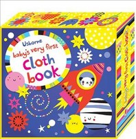Baby's Very First Cloth Book