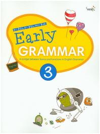 Early Grammar. 3