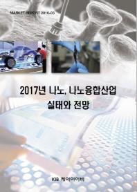 2017년 나노, 나노융합산업 실태와 전망