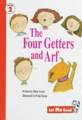 The Four Getters and Arf, Let Me Read Series, Trade Binding