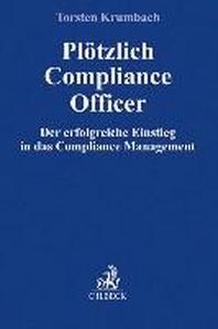 Pl?tzlich Compliance Officer