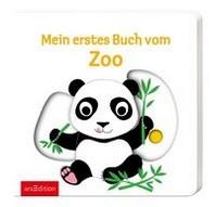 Mein erstes Buch vom Zoo