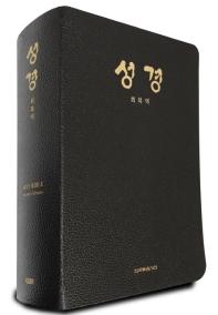 성경 회복역(주석)(색인)(검정)