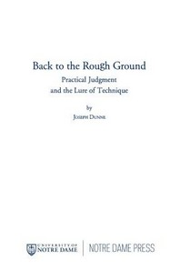 Back to the Rough Ground