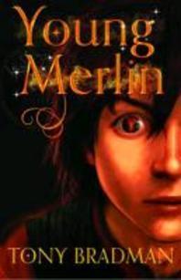 Young Merlin. Tony Bradman