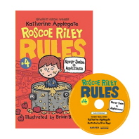 Roscoe Riley Rules. 4: Never Swim in Applesauce