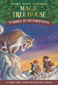 Magic Tree House. 7: Sunset of the Sabertooth(7)