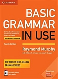 Basic Grammar in Use with Answers and eBook