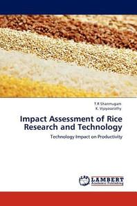 Impact Assessment of Rice Research and Technology