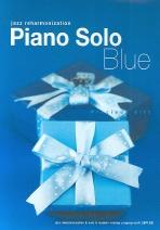 jazz reharmonization PIANO SOLO BLUE