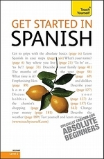 Get Started in Spanish with Two Audio CDs