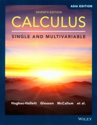 Calculus: Single Variable (7th Asia Edition)