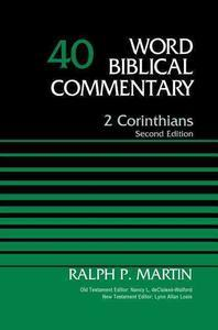 2 Corinthians, Volume 40, 40