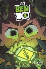 Ben 10 Original Graphic Novel