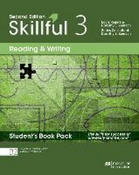 Skillful 2nd edition Level 3 - Reading and Writing / Student's Book with Student's Resource Center and Online Workbook