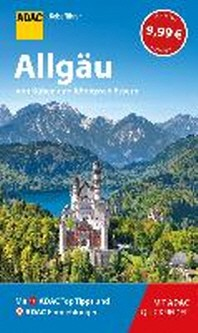 ADAC Reisefuehrer Allgaeu