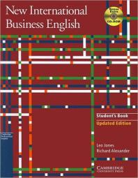 New International Business English Updated Edition Student's Book with Bonus Extra Bec Vantage Preparation CD-ROM