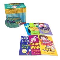 Horrid Henry Storybook Set (도서 23권+MP3CD 3장)