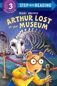 Arthur Lost in the Museum (Sticker Book)