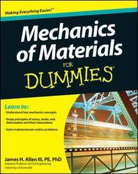 Mechanics of Materials for Dummies