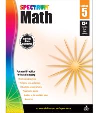 Spectrum Math Grade. 5